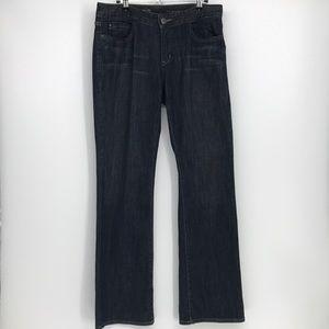 Eddie Bauer Curvy Bootcut Jeans Size 8P